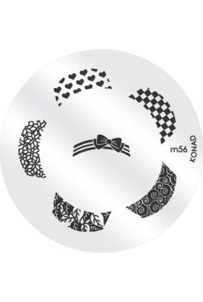 Konad Image Plate M56
