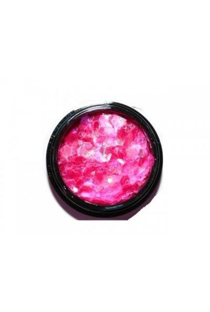 Hexagon Mix Pink - BeautyNail