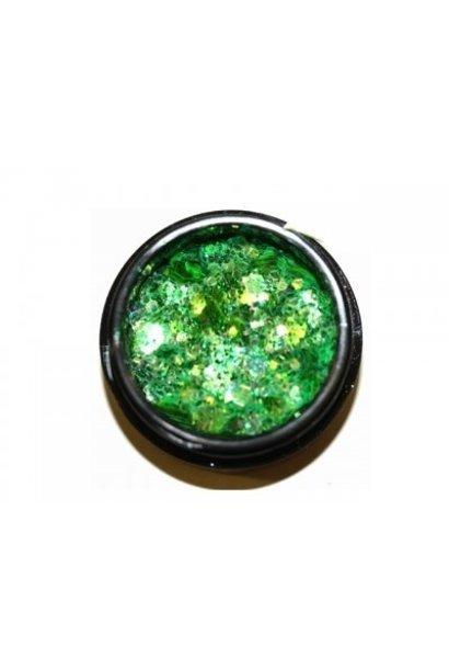 Hexagon Mix Smaragd