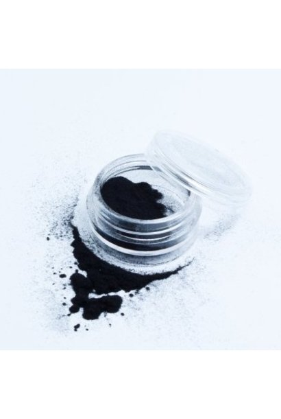 Velvet Puder Schwarz - BeautyNail