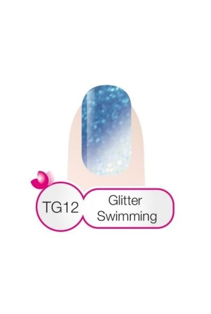 12 | Thermo Gel 5ml - Glitter Swimming Pool