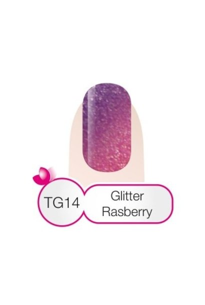 14 | Thermo Gel 5ml - Glitter Raspberry Sour