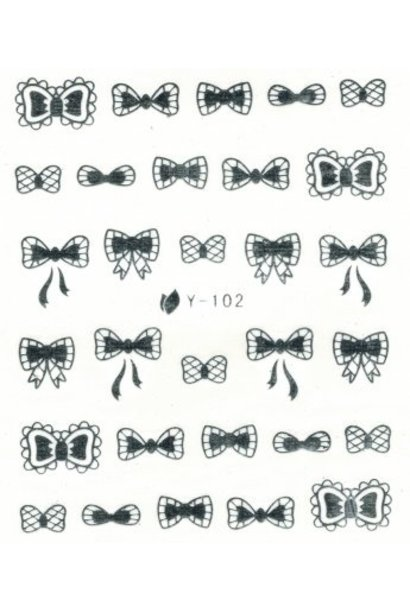 NailArt Sticker Y-102