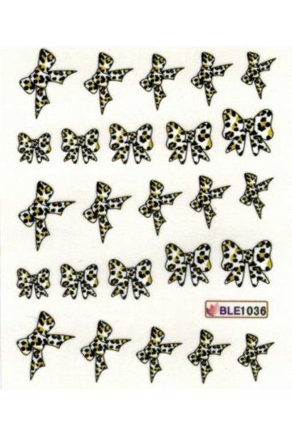 NailArt Sticker BLE1036
