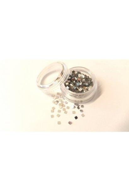 Quadrate Silber