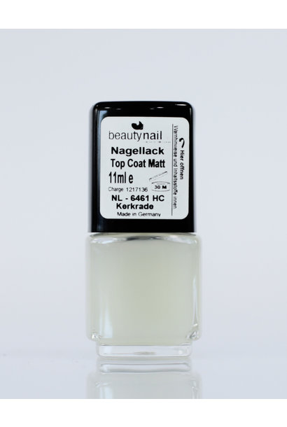 Matt Topcoat 11ml