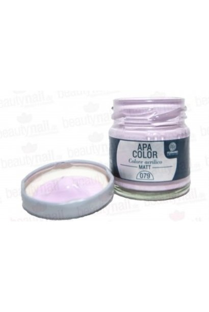 "Acrylfarbe APA Color Lila"" von Ferrario 40ml"""
