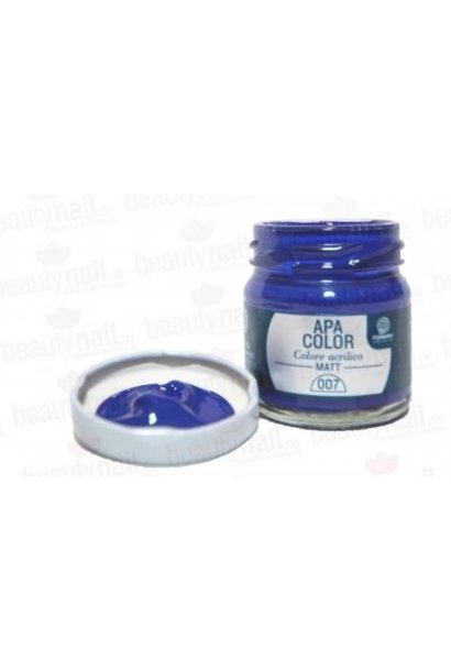 Acrylfarbe APA Color Violett von Ferrario 40ml