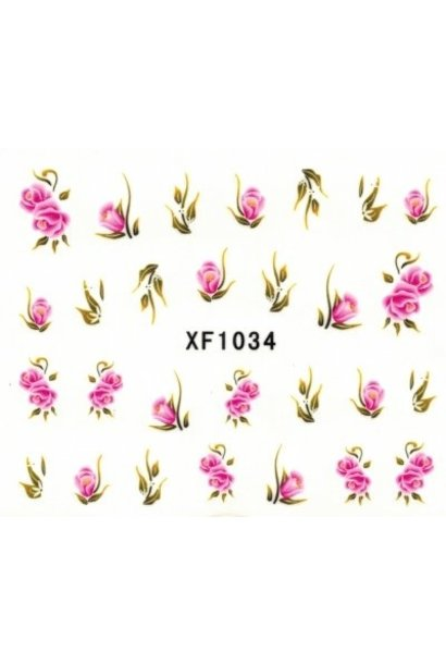 Nailart Sticker XF1034