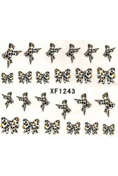 Nailart Sticker XF1243