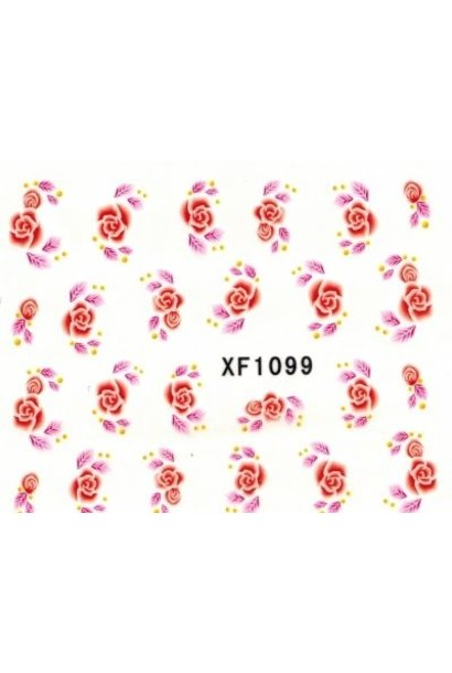Nailart Sticker XF1099
