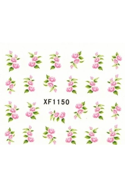 Nailart Sticker XF1150