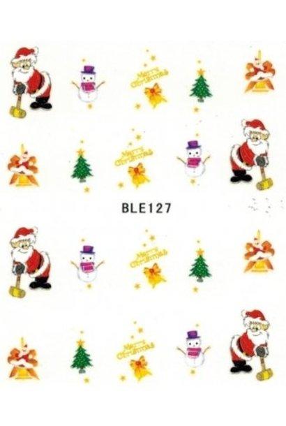 NailArt Sticker BLE127