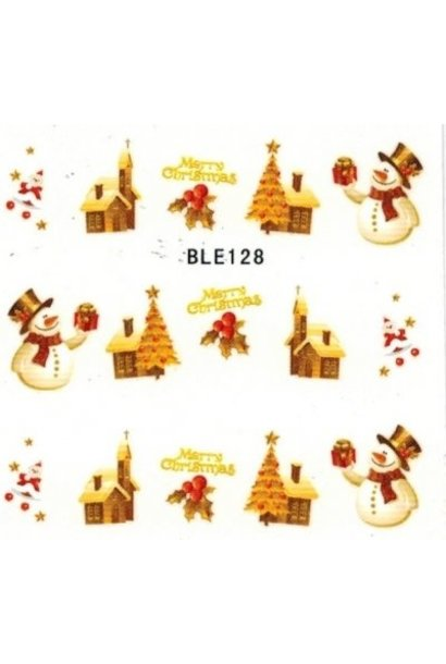 NailArt Sticker BLE128