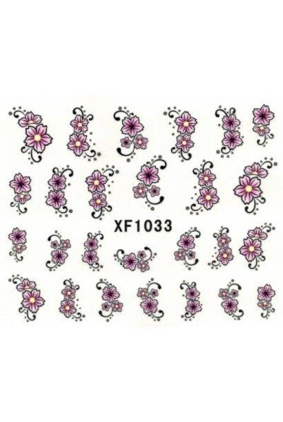 NailArt Sticker XF1033
