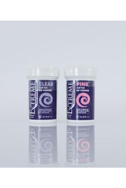 Extreme poeder 28gr - Clear / Pink