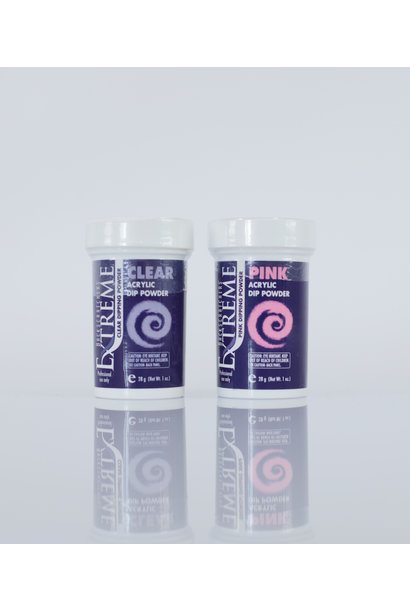 Extreme Pulver 28gr - Clear / Pink
