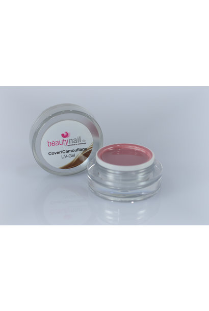 Cover / Camouflage Gel - Dark Pink 15ml