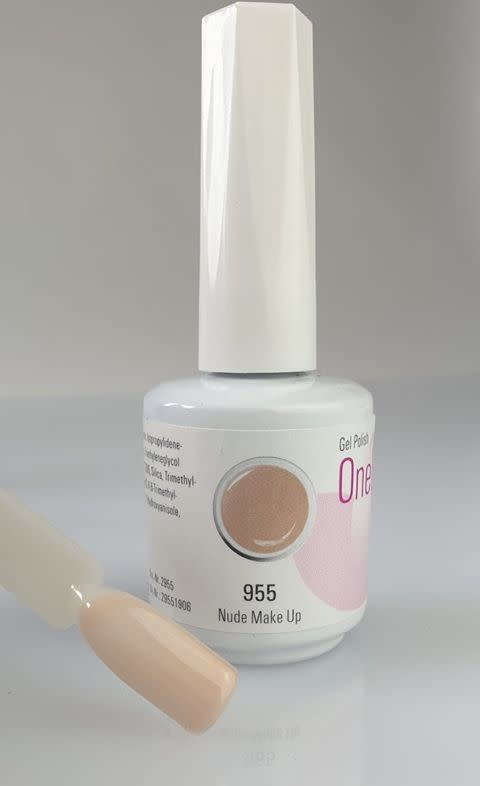 955 | One Lack 12ml - Nude Make Up-1