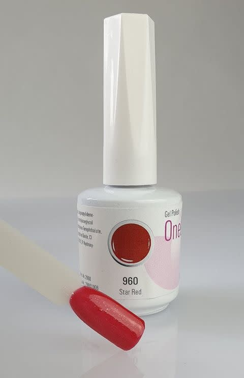 960 | One Lack 12ml -  Star Red-1