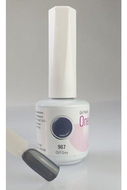 967 | One Lack 12ml - Cliff Grey