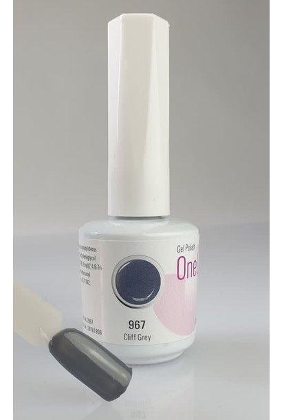 967 | One Lack 12ml - Cliff Grey