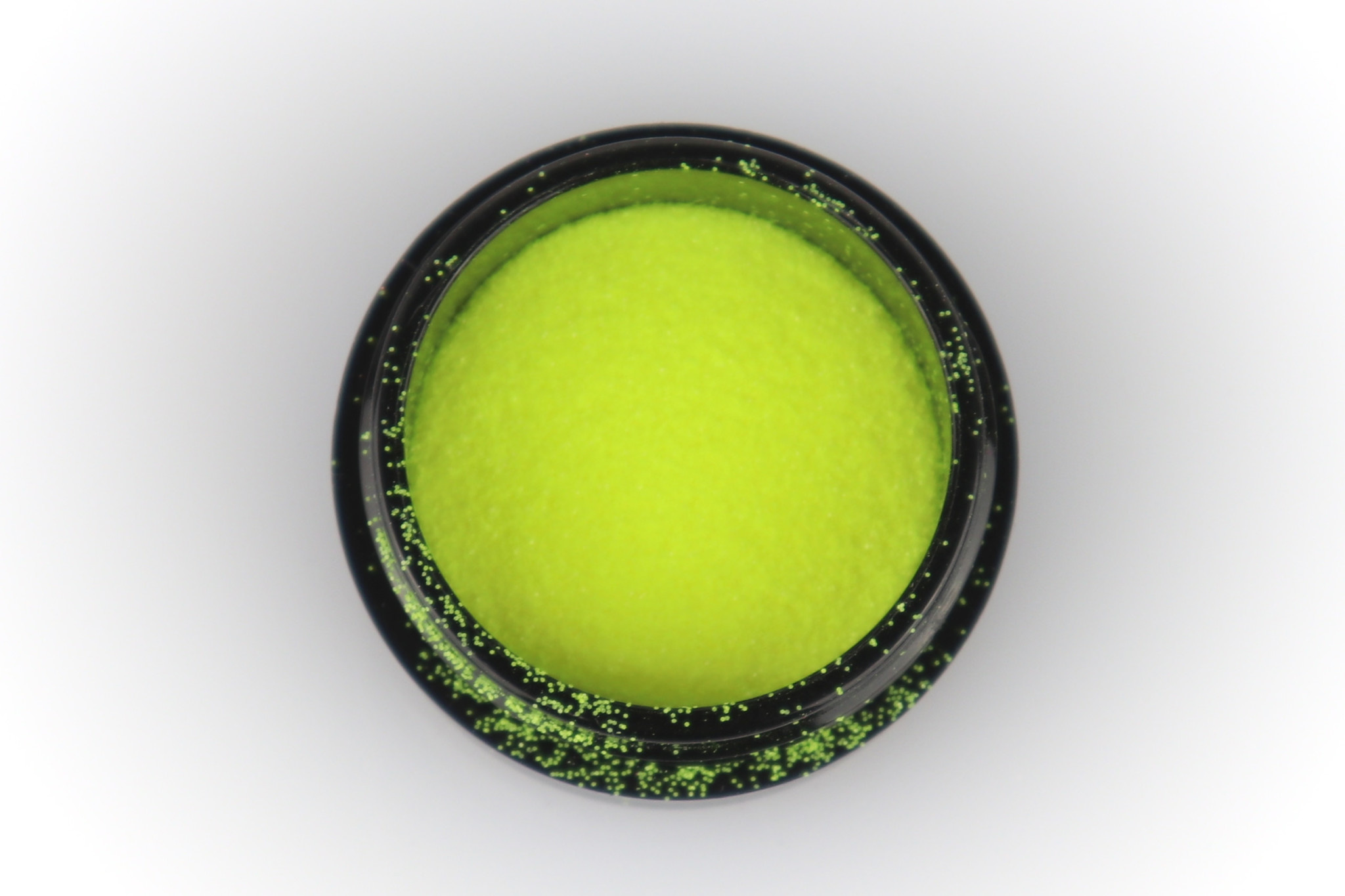 22 | Micro Glitter - Neon Yellow-1