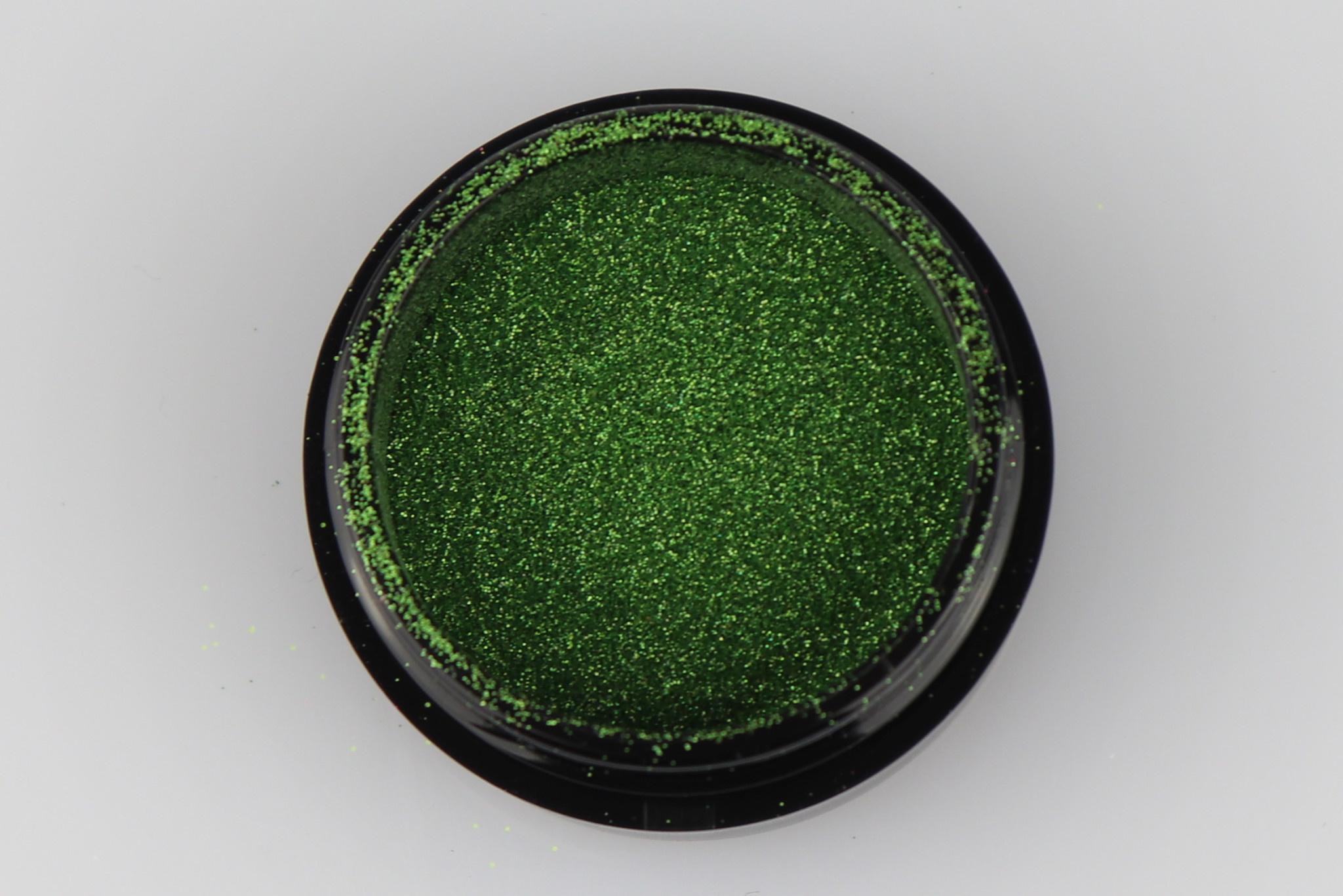 27 | Micro Glitter - Green Multi-1