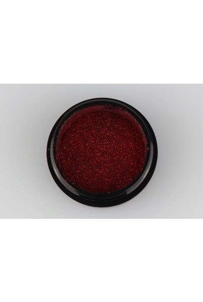 18 | Micro Glitter - Red