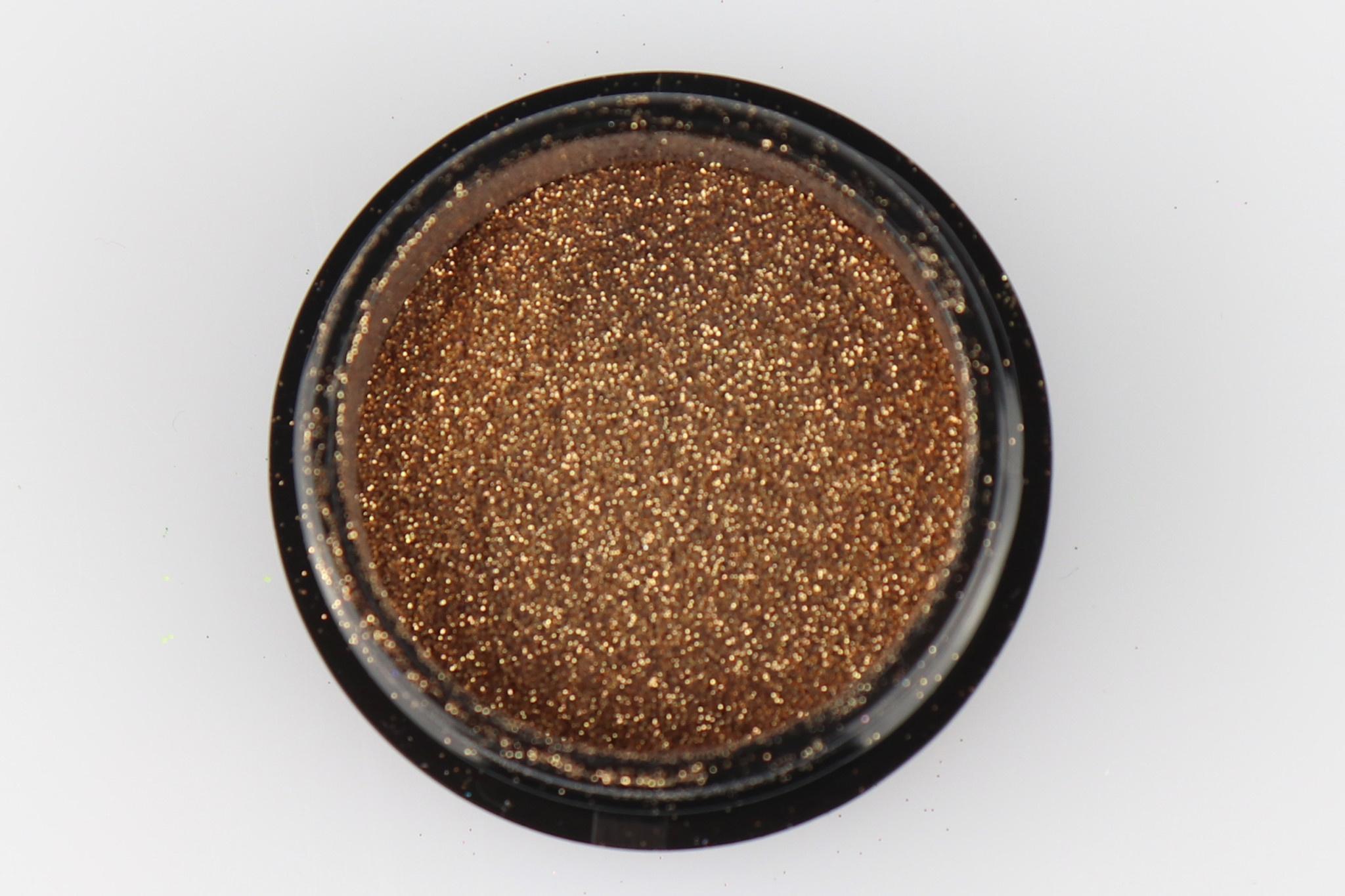 16 | Micro Glitter - Dark Gold-1