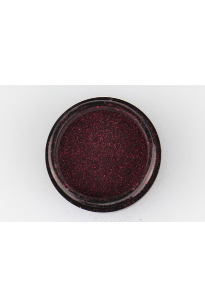 20 | Micro Glitter - Dark Red