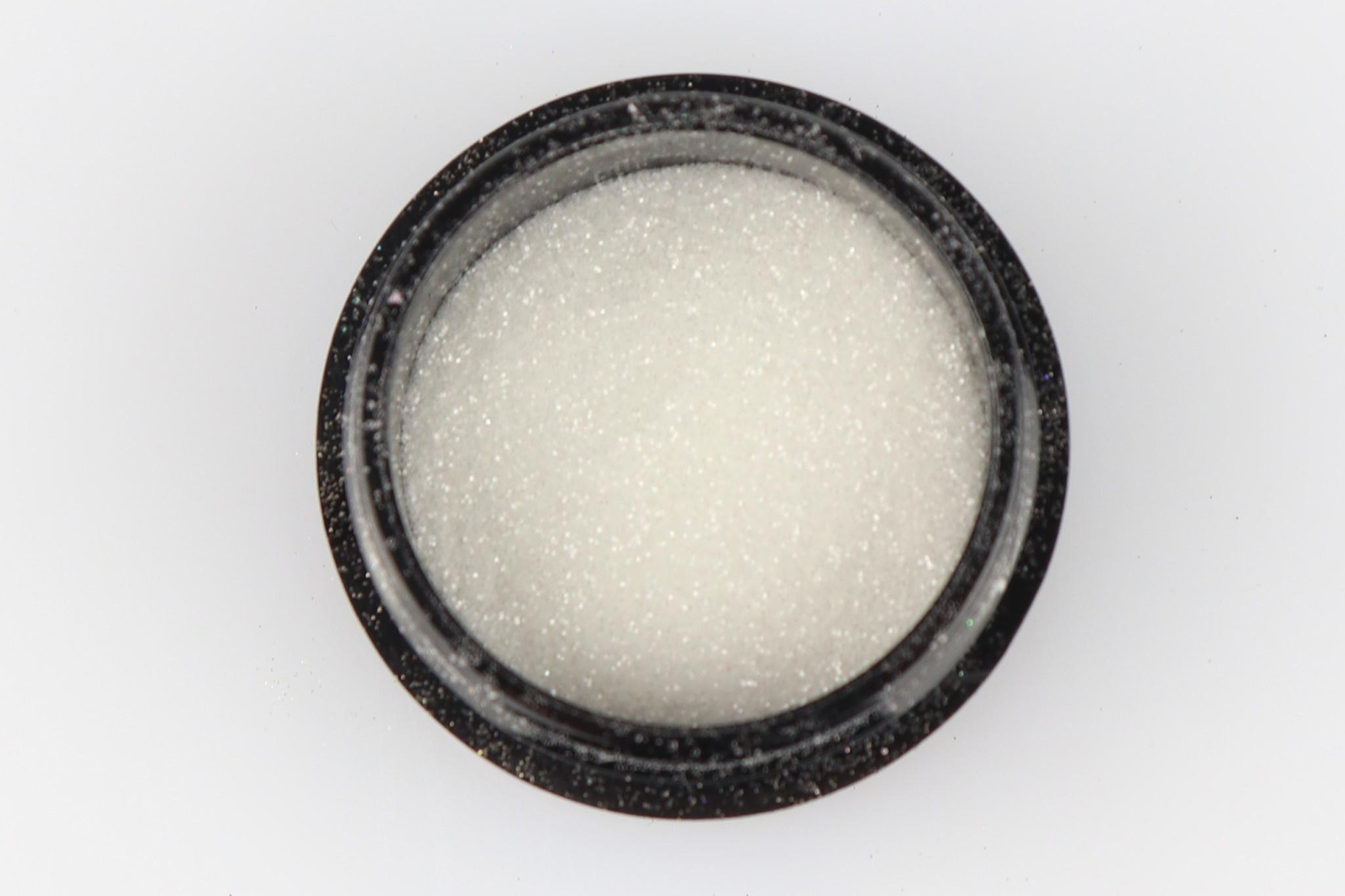 00 | Micro Glitter - White Silver-1