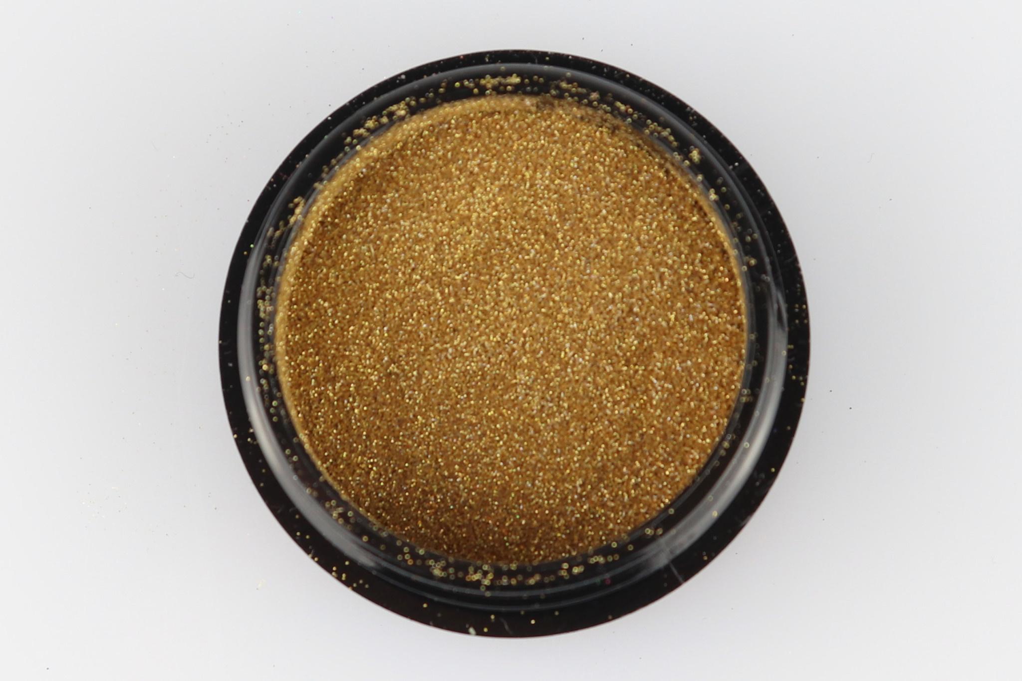12 | Micro Glitter - Gold Multi-1