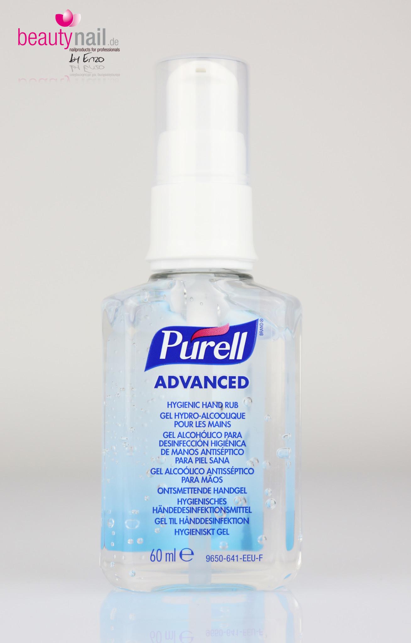 Purell - Ontsmettende handgel-1