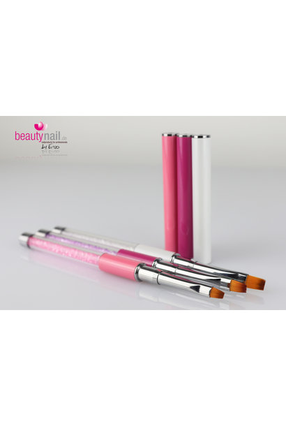 Brush Set | Pink - 3 stk.