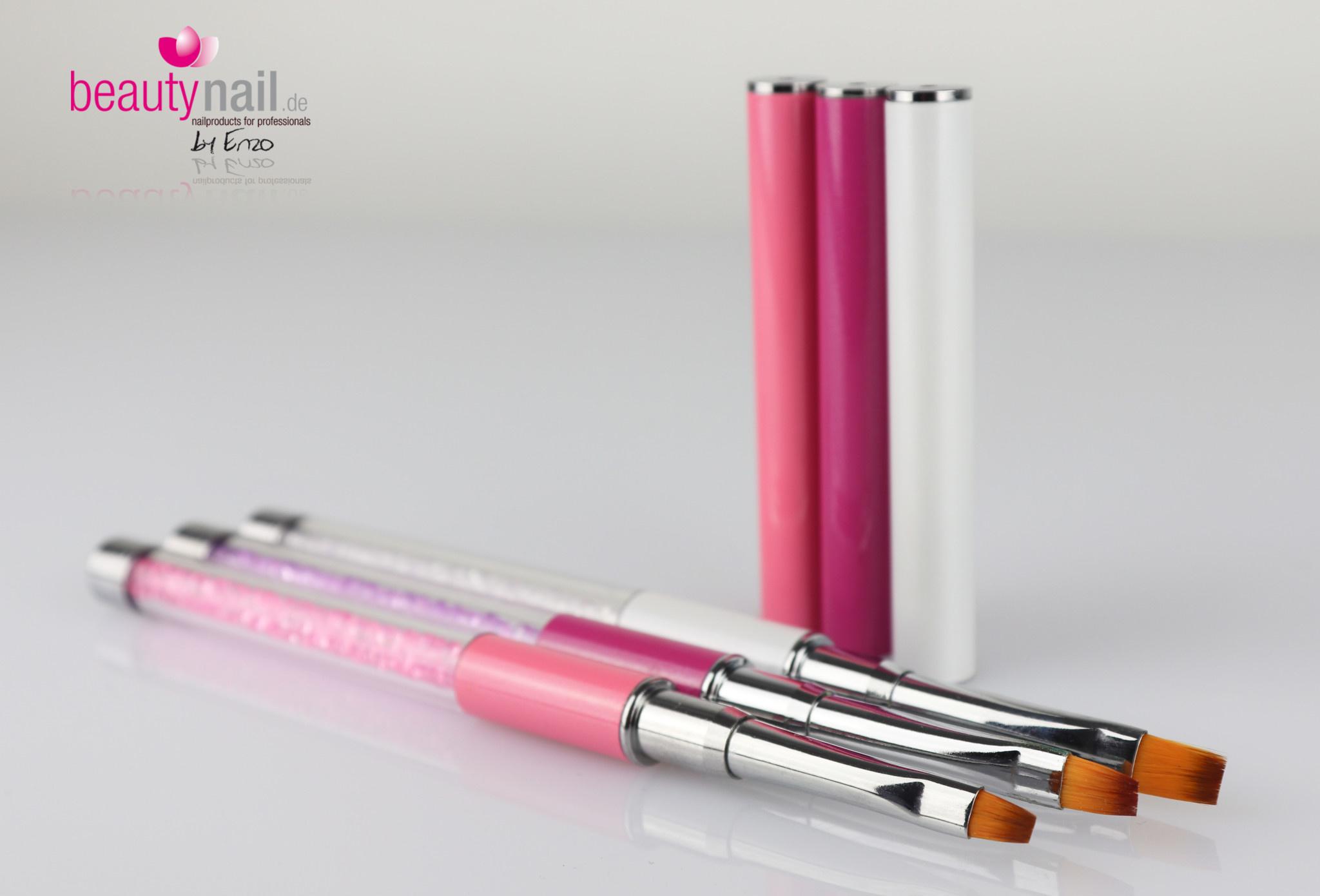 Brush Set | Pink - 3 stk.-1