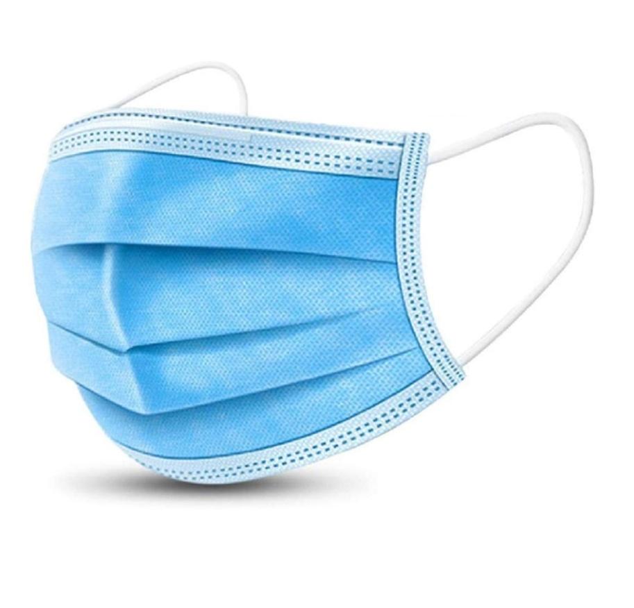 Mundschutzmaske (1, 6, 10 oder 50 Stück)-1