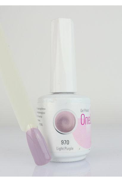 970 | One Lack 12ml - Light Purple