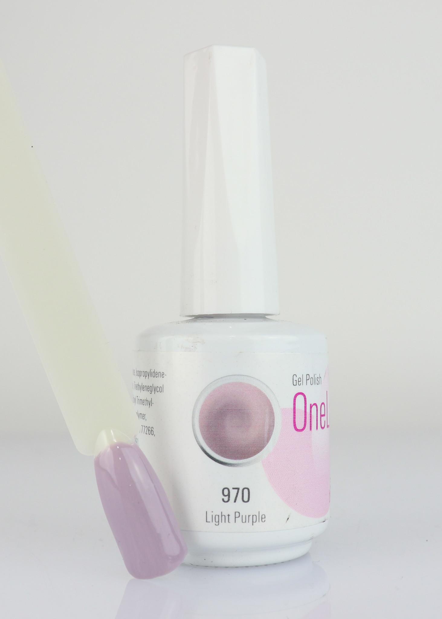 970 | One Lack 12ml - Light Purple-1