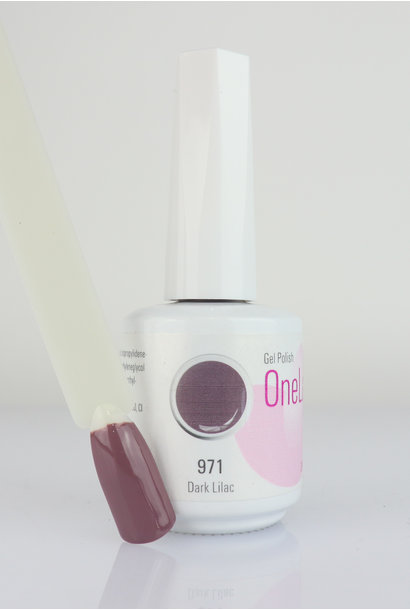 971 | One Lack 12ml - Dark Lilac