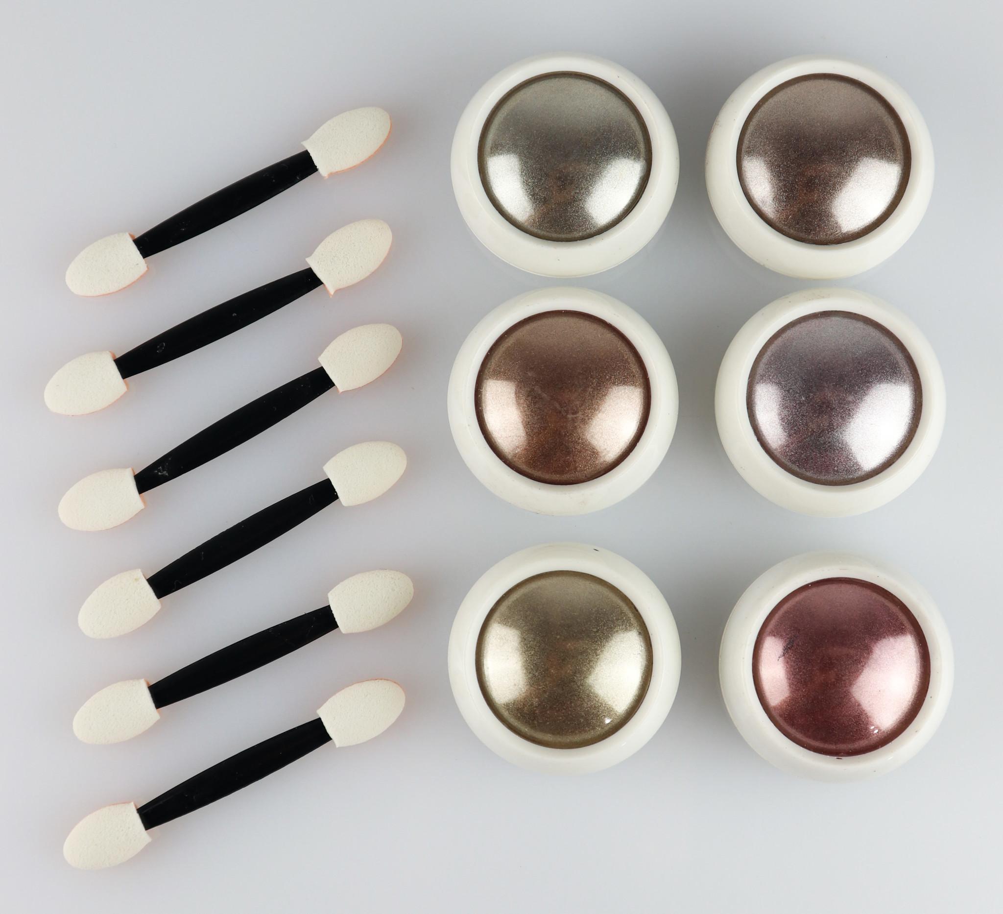 Chrome Pigment Set - 6 st.-1