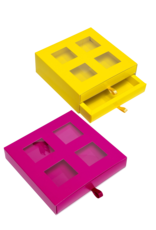 Level box - 1 lade