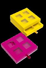 Level box - 3 trays