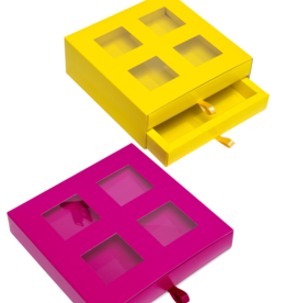 Level box - 3 lades