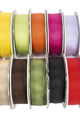 Wired ribbon.  23mm