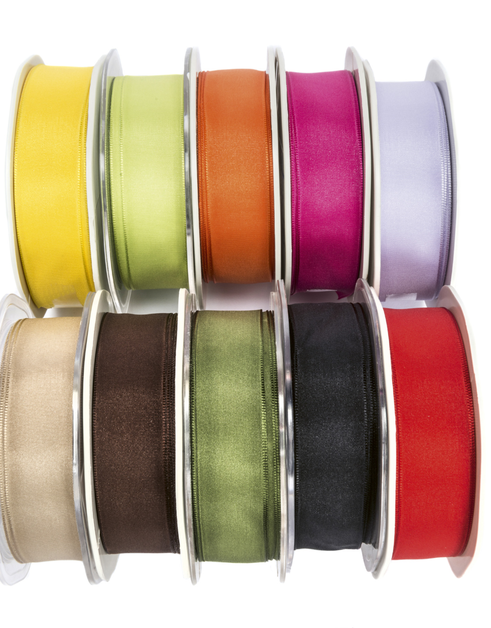 Wired ribbon  38mm