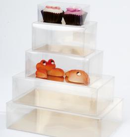 PVC Dessert 16x9x5cm