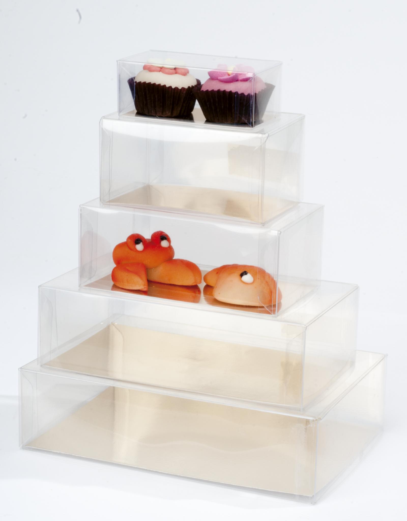 PVC Dessert 12x7x5cm