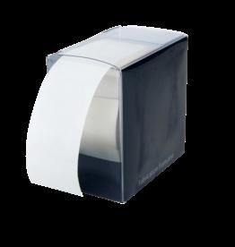 Transparante etiketten - diam. 2.7cm