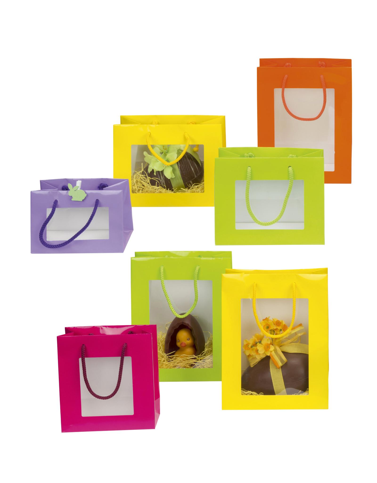 Window Bag 18+11x23cm